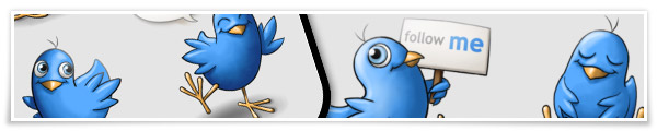 Free Twitter icon collection